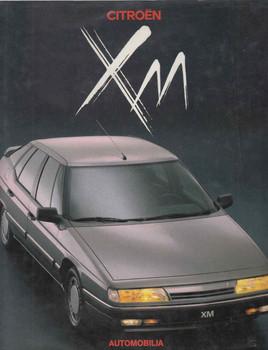 Citroen XM (Automobilia) ( 9788885880184) - front