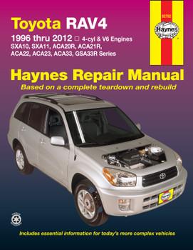 Toyota RAV4 (94-12) Haynes Repair Manual