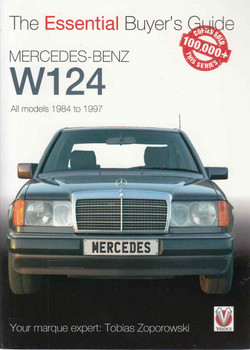 Mercedes-Benz W124 All models 1984 to 1997: The Essenial Buyer's Guide (9781845848774) - front