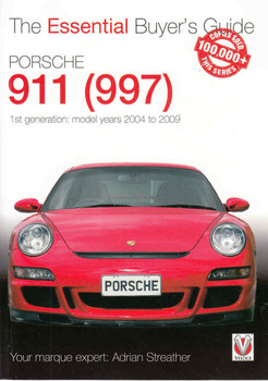 Porsche 911 (997) 1st Generation 2004 to 2009: The Essenial Buyer's Guide (9781845848651) - front