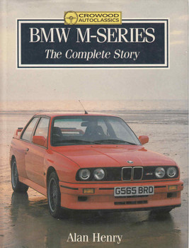 BMW M-Series The Complete Story (9781852236786) - front