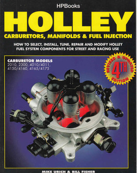 Holley Carburetors: Manifolds & Fuel Injection Revised & Updated 4th Edition (075478010523) - front