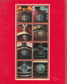 Alfa Romeo (Evan Green) (9780959663709) - back