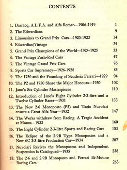 Alfa Romeo a history by Peter Hull and Roy Slater ( B0012FIB2Q) - cont