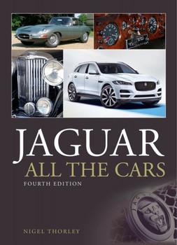 Jaguar - All The Cars (Fourth Edition) (9781845848101)