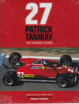 Patrick Tambay: The Ferrari Years