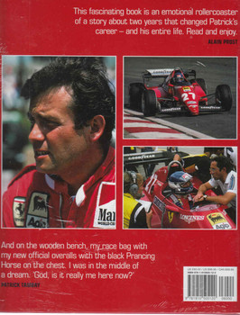 Patrick Tambay: The Ferrari Years Back Cover