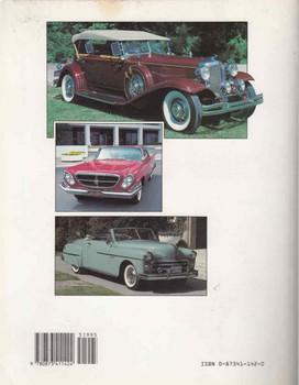Standard Catalog of Chrysler 1924-1990 (9780873411424) - back