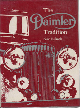 The Daimler Tradition (First Edition) (B007ENZRP4) - front