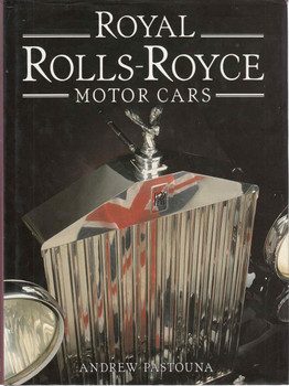 Royal Rolls-Royce Motor Cars (9781855321427) - front