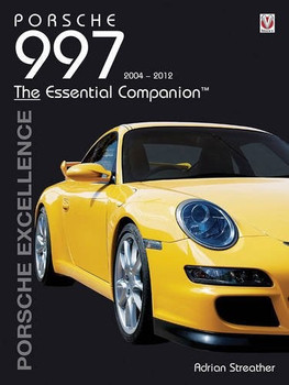 Porsche 997 2004-2012 The Essential Companion (9781845846206) - front