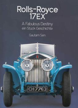 Rolls-Royce 17EX: A Fabulous Destiny (9789350872727) - front