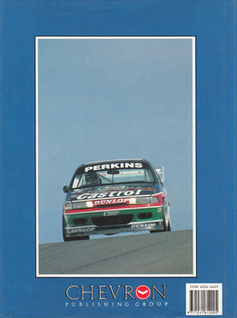 The Great Race Number 13 The Official Book Of The 1993/1994 Tooheys 1000 (9771031612005) - back
