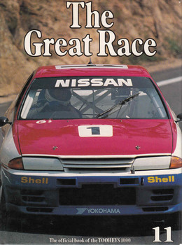 The Great Race Number 11 The Official Book Of the 1991/1992 Tooheys 1000 (10316124) - Front