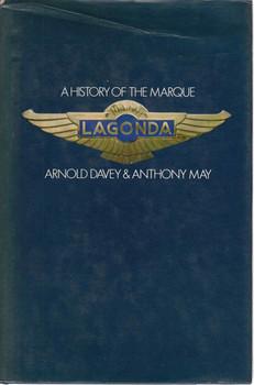 Lagonda: A History Of The Marque