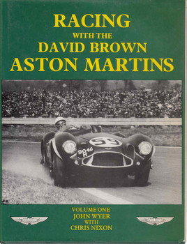 Racing With The David Brown Aston Martins