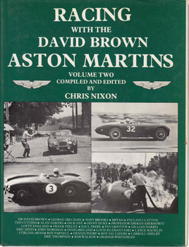 Racing With The David Brown Aston Martins Volume Two