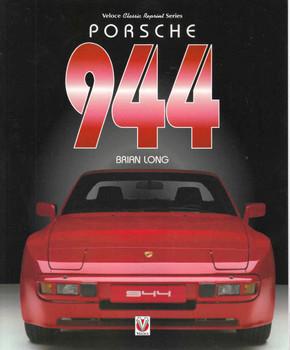 Porsche 944 (Veloce Classic Reprint Series) (9781845849764) - front