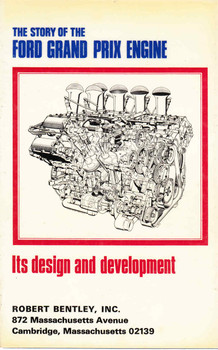 The Story Of The Ford Grand Prix Engine: Its Design And Development (0837600529) - back