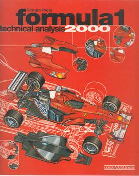 Formula 1 Technical Analysis 2000 Giorgio Piola (9788879112420)