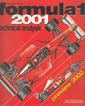 Formula 1 Technical Analysis 2001 Giorgio Piola (9788879112796)