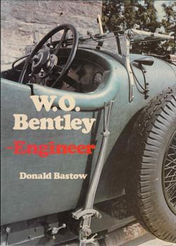 W.O.Bentley - Engineer (9780854292158)