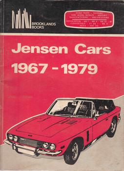 Jensen Cars 1967 - 1979 Brooklands Road Tests (9780906589878)