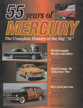 """55 Years Of Mercury : The Complete History Of The Big 'M"""" (9780873413114)"""