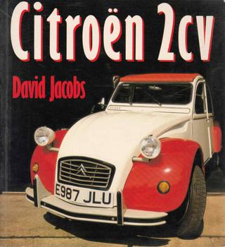 Citroen 2CV (David Jacobs) (9780850458732)
