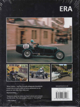ERA The Autobiography of R4D (Great Cars No 6) Back