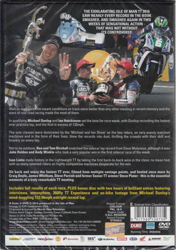 Isle of Man TT Official Review 2016 DVD