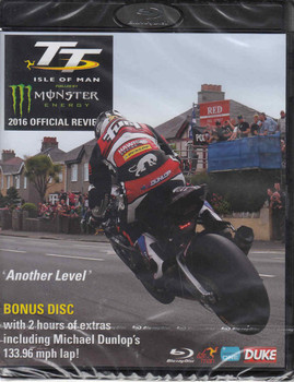 Isle of Man TT Official Review 2016 Blu-ray