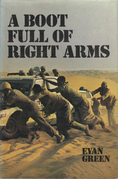 A Boot Full Of Right Arms (Signed by Author) (9780726932298 - front