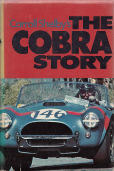 Carroll Shelby's The Cobra Story (9780879380199)