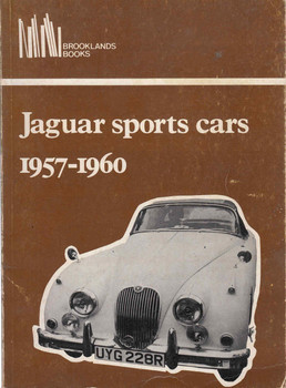 Jaguar Sports Cars 1957 - 1960 (Brooklands Road Tests) (B001GBC4EW)