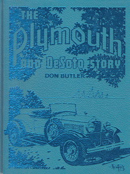 The Plymouth And DeSoto Story (CrestlineSeries) (9780912612140)