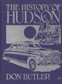 The History Of Hudson (Crestline Series) (9780912612195)