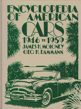 Encyclopedia Of American Cars 1946 To 1959 (Crestline Series) (9780912612164)
