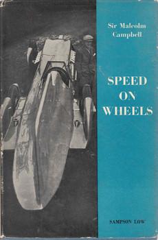 Speed On Wheels (Sir Malcolm Campbell) (B0007J25B6)