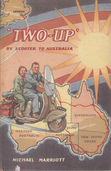 'Two-Up' By Scooter To Australia (Michael Marriott) (B000OGL4NW)