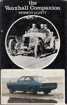 The Vauxhall Companion (Kenneth Ullyett) (9780091041809)