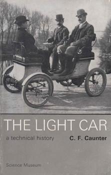 The Light Car: A Technical History (C.F.Caunter) (B001BMDWF6)