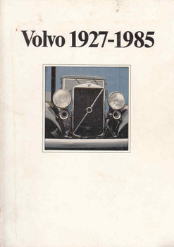 Volvo 1927 - 1985 (Volvo) (B002C0JEEE)