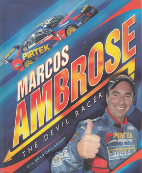 Marcos Ambrose : The Devil Racer (9780975225547)