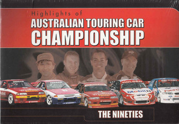 Highlights Of Australian Touring Car Championship - The Nineties Gift Set (9340601001862) - front