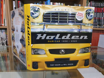 Holden Our Car 1856 - 2020 - Revised & Updated to Cover the End of the Road  (Will Hagon, Toby Hagon)