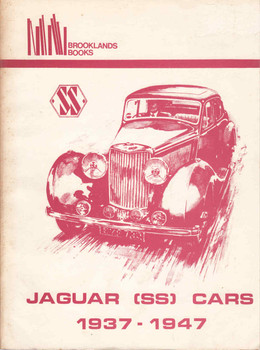 Jaguar (SS) Cars 1937 - 1947 Road Tests (B00MMQX6ZQ)