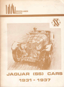 Jaguar (SS) Cars 1931 - 1937 Road Tests (B00LIYSL0I)