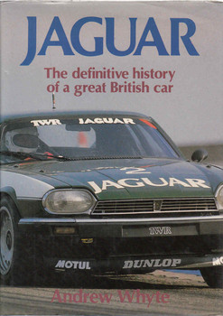 Jaguar The Definitive History Of A Great British Car (9780850597462)
