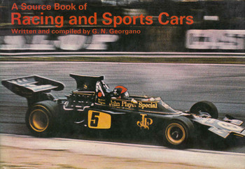 A Source Book Of Racing And Sports Cars (G.N. Georgano) (9780706314953)